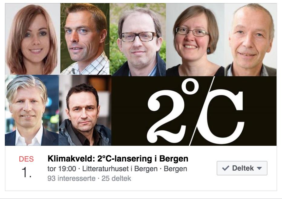 2c lansering i Bergen