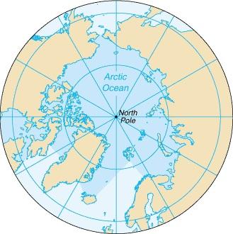 ArcticOcean and the Nordic Seas