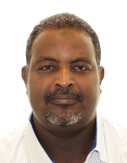 Portrait, Elsheikh Bashir Ali