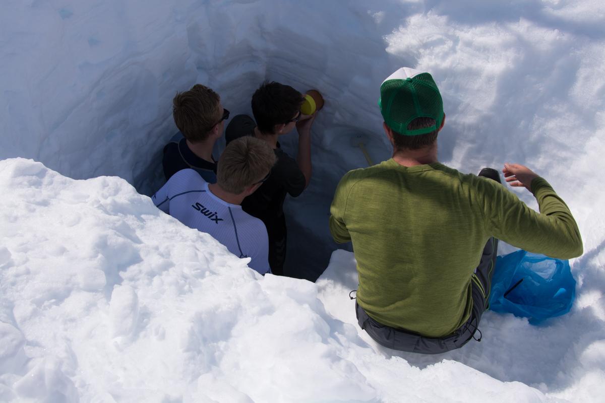 Snømåling
