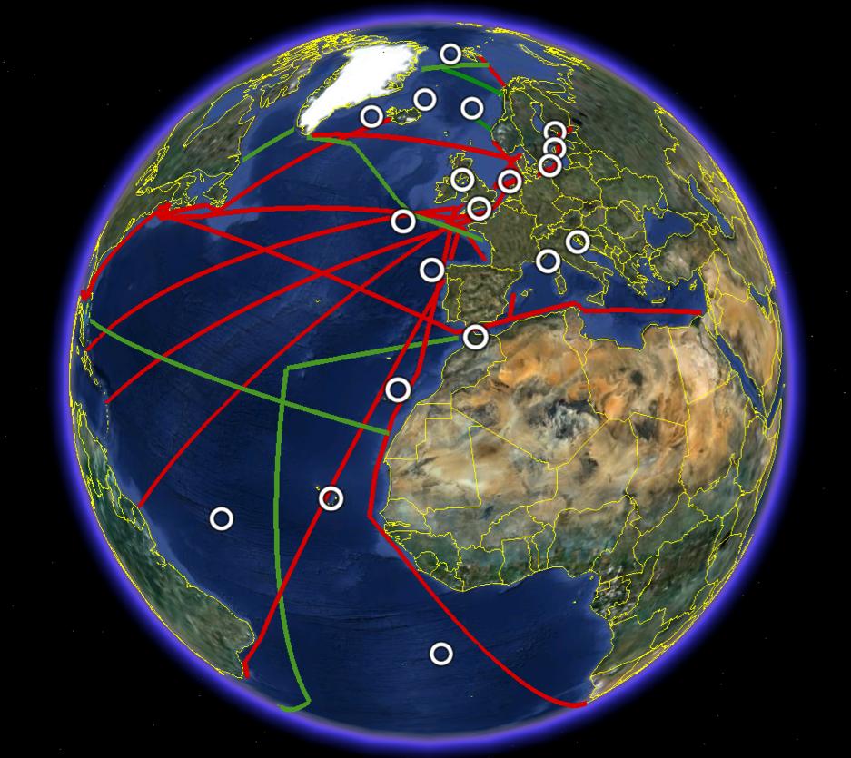 ICOS-network