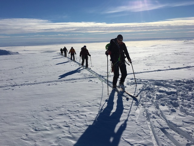 Skitrip on Greenland