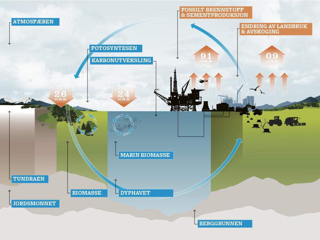 Karbonkretsløpet Tograder 2012