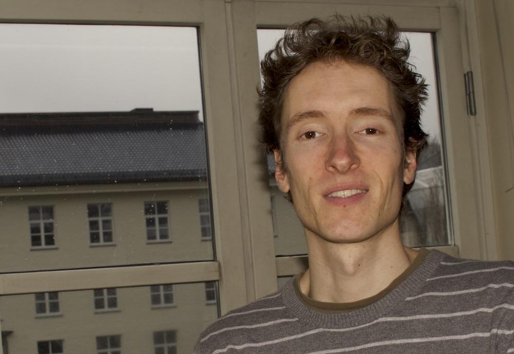 Marco van Hulten portrait 2017