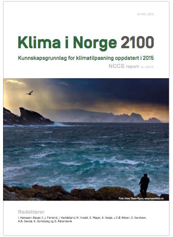 Klima i Norge 2100 - rapport 2015